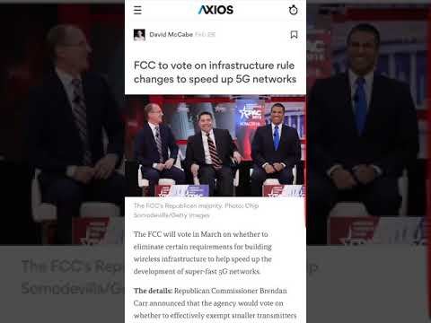 AT&T unlimited plan changes, Verizon and Sprint news, 5g vote from FCC