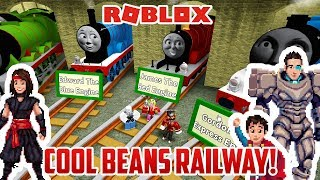 Thomas And Friends Crashes Accidents Will Happen 로블록스 - roblox thomas and friends trains