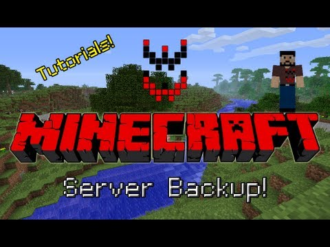 Minecraft Server - World Backup and Restore Script