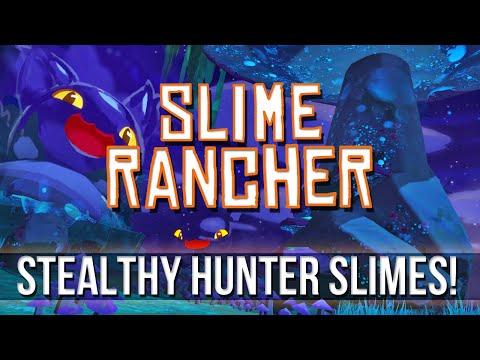 SLIME RANCHER - Stealthy Hunter Slimes!