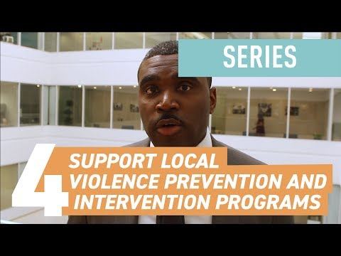 How to Reduce Gun Violence in America: Support Local Violence Prevention and Intervention Programs