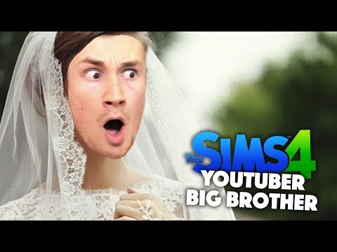 THE FIRST SIMS WEDDING!