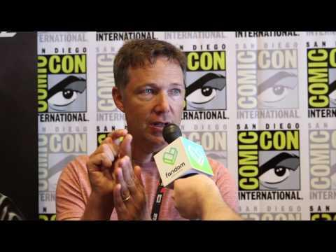 Injustice 2 - George Newbern Interview at San Diego Comic Con