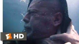 Download Glass (2019) - Water Tank Fight Scene (7/10) | Movieclips Video