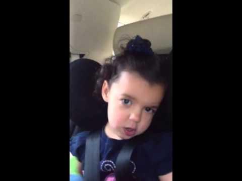 Daughter tells daddy she has a boyfriend at school