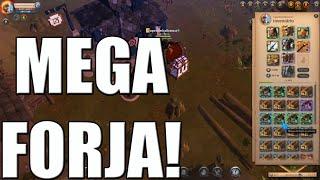 MEGA FORJA - Fazendo os Arcos da Semana!