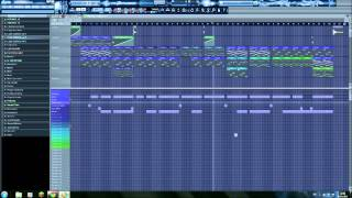melody house flp download