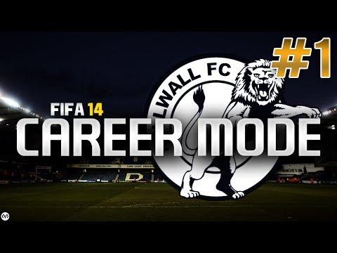 FIFA 14   PS4 Career Mode   #1   Start
