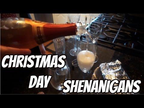 Christmas Day Shenanigans