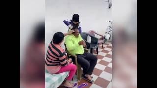 Khushi Punjaban Apne In Laws Ke Sath Masti Karte Huve 😃😜   Lucky Bahu