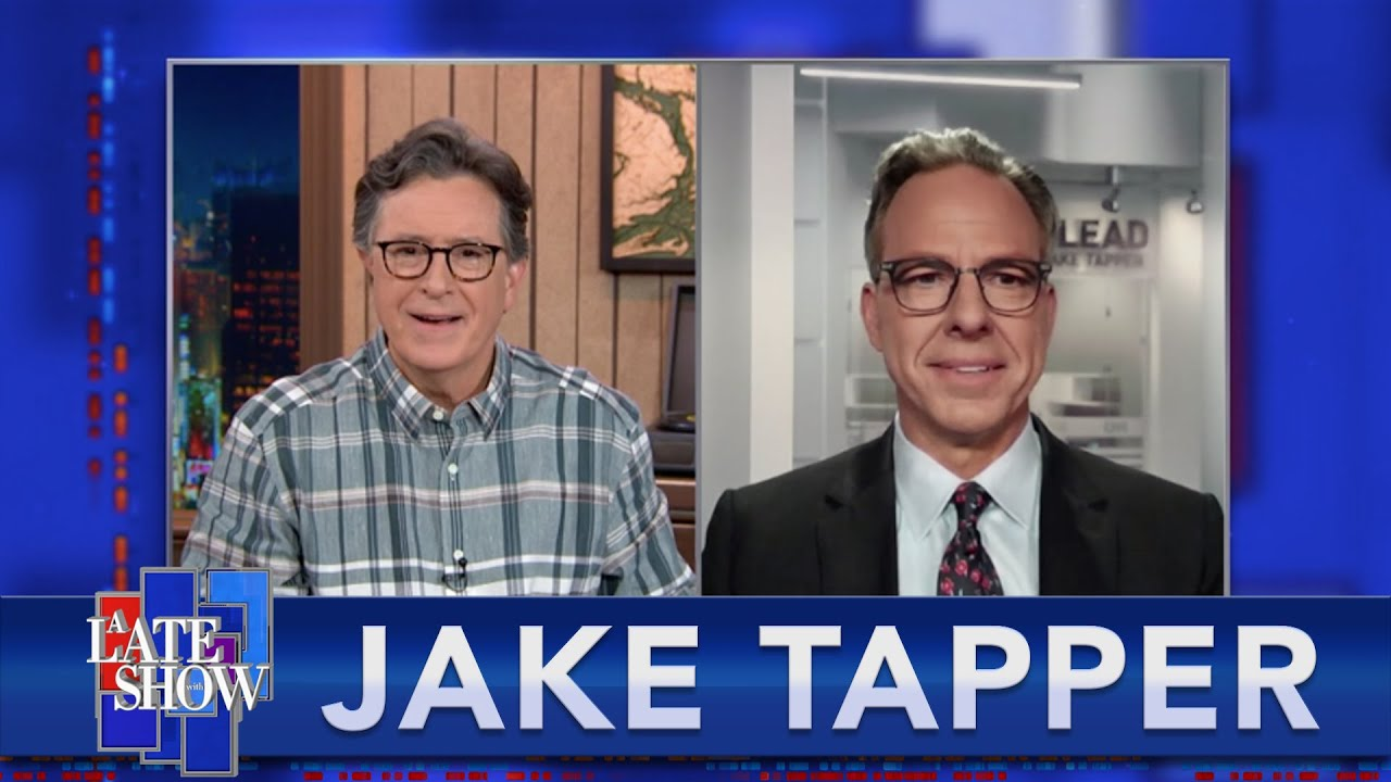 """""""A Big Gamble"""" - Jake Tapper On The GOP's Continued Support Of No. 45"""
