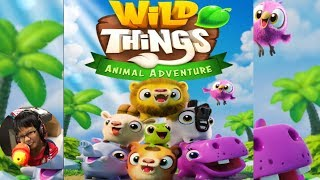 Download Wild Things: Animal Adventure | Safari Smash! - iOS/Android Video