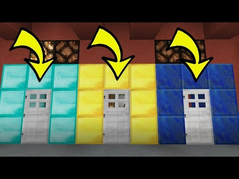 Minecraft: WHICH DOOR TO ESCAPE?!? - Parcels - Custom Map [1]