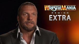 WrestleMania Rewind Extra - Triple H