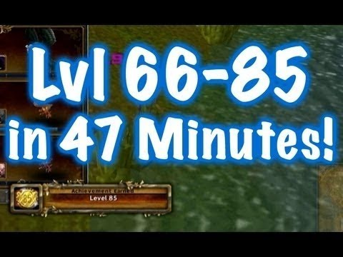☮ Elixir of Ancient Knowledge, Rare Item & Leveling Guide (Level 66 to 85 in 47 minutes!)
