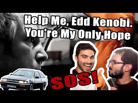 Edd China Garage Revival distress call! Toyota Corolla AE86 Levin