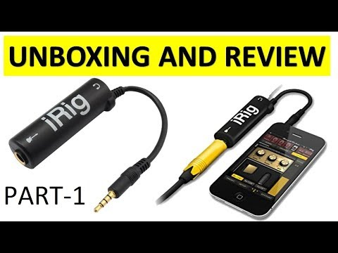 FB Live With Pro Quality Sound ( iRig Device for Android/iPhone)Youtube