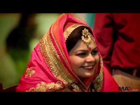 disha wedding highlights by max studio ( shahid khan) +919829577860