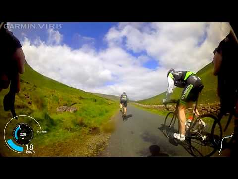 Up and over Ali Dubh in the Great Western Lakes Sportif