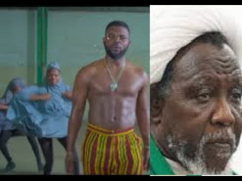 FALZ ASKED TO TAKE DOWN VIDEO WITHIN 7 DAYS BY MURIC | THIS IS NIGERIA VIDEO