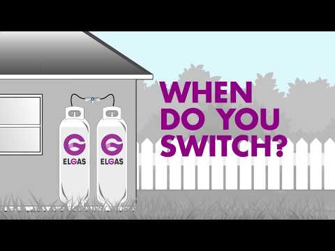 Elgas - Check and Change your LPG gas cylinders
