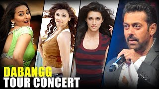 Salman Khan On Sonakshi Sinha's Dabangg Character, Daisy Shah Doing Race 3 | Kriti Sanon