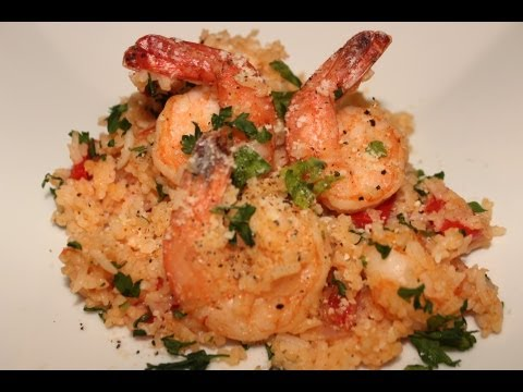 Spicy Shrimp and Rice - Cooked by Julie - Episode 29