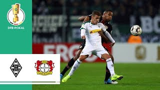 Borussia Monchengladbach vs. Bayer 04 Leverkusen 0-5 | Highlights | DFB-Pokal 2018/19 | 2nd Round