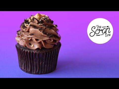 NUTELLA CHEESECAKE CUPCAKES- The Scran Line