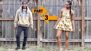 TRANSFORMING FROM MASCULINE TO FEMININE!!! (PART 3)