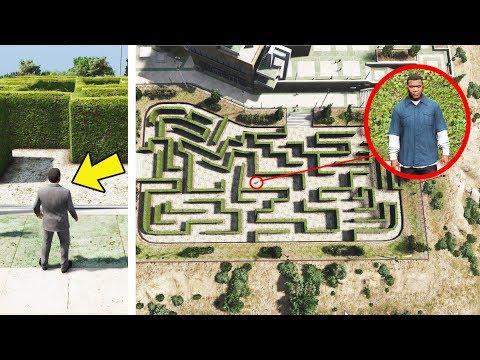 O que acontece se trocar de personagem dentro do Labirinto? eles consegue sair.. GTA 5