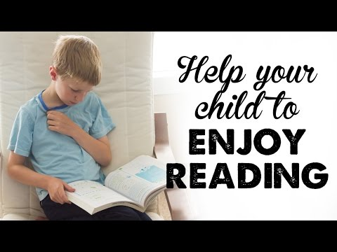 How to Help Your Child Enjoy Reading | A Thousand Words