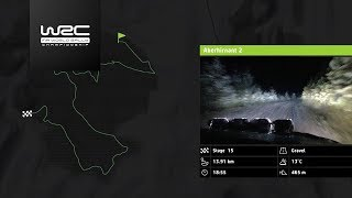 WRC - Dayinsure Wales Rally GB 2017: The 21 Stages