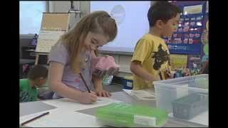 21st Century Skills: Self Direction – Kindergarten