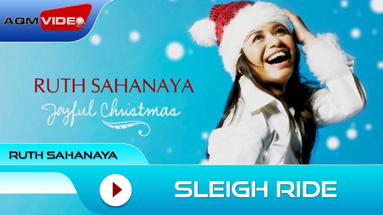 Ruth Sahanaya - Sleigh Ride