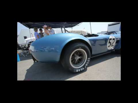 2009 Monterey Historics - Shelby Cobra videos and pictures