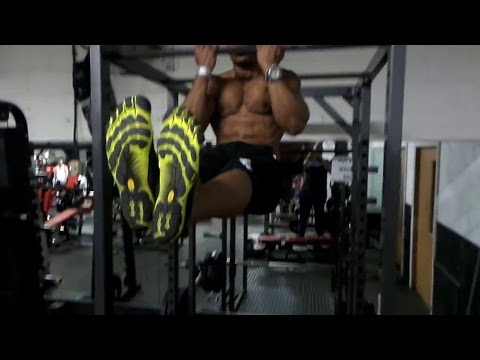Roger Snipes has resistance circuit at Ripped Gym