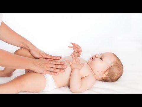 How To Massage Your Newborn Baby