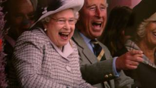CBS Evening News with Scott Pelley - Queen Elizabeth II celebrates 60 years on the throne