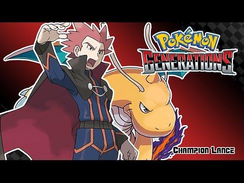 Pokemon Generations - Champion Lance Music Recreation (HQ)