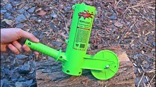 How to Cut Firewood Same Length?