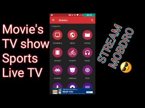Best app to Watch live sport, TV show on the go (2017)