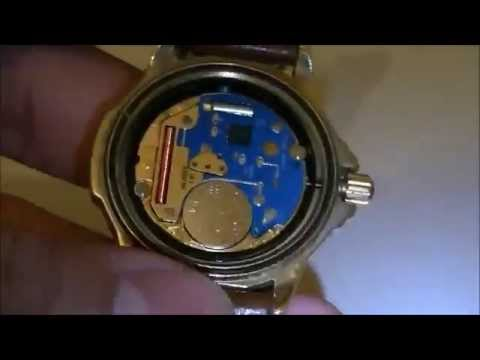 How to Remove Winder from Tag Heuer 4000 Watch