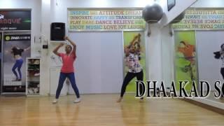 Dhaakad Dangal DANCE / Aamir Khan/ Amitabh/ Raftaar @ abhishek choreography