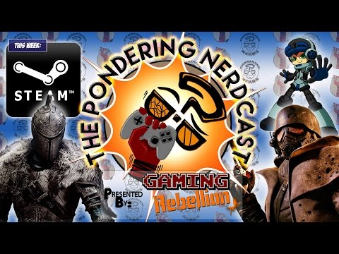 Pondering Nerdcast Episode 10: Fallout 4 & Summer Movies!