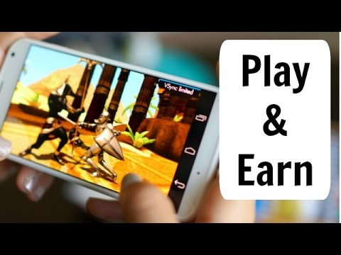 Earn Rs150 Per day Only By Playing Android Games Without investment