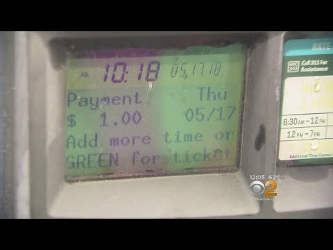 Commuter Alert: NYC Looking To Raise Parking Meter Rates