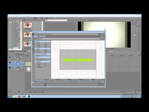 How to make a video look like old in Sony Vegas Pro 11