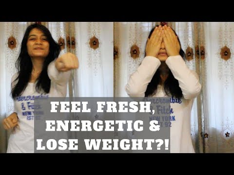 5 Exercises To Feel Fresh And Energetic Instantly | WORKitOUT