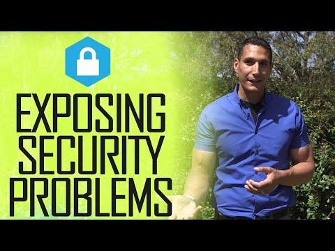 How To Expose A Security Problem To A Company?